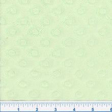 Load image into Gallery viewer, Sage Green Minky Dot Fabric