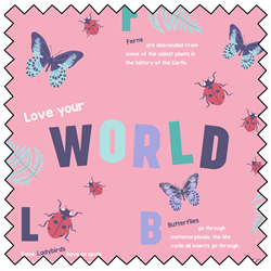 The Craft Cotton Company Love Your World
