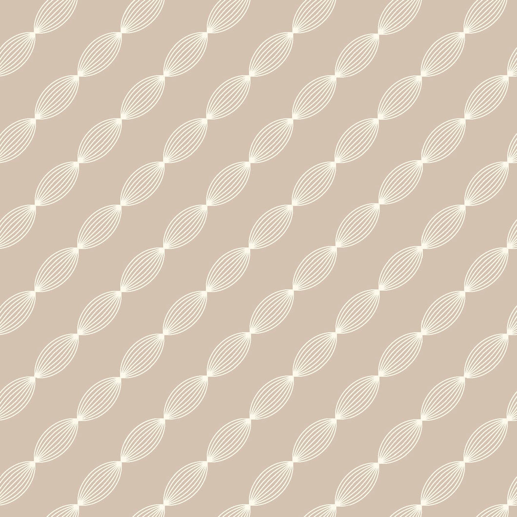 Windham Eliana Taupe Blender Fabric