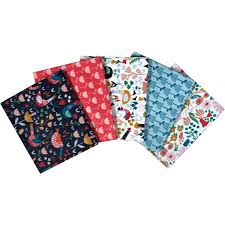 The Craft Cotton Company Chickie Fat Quarter Bundle