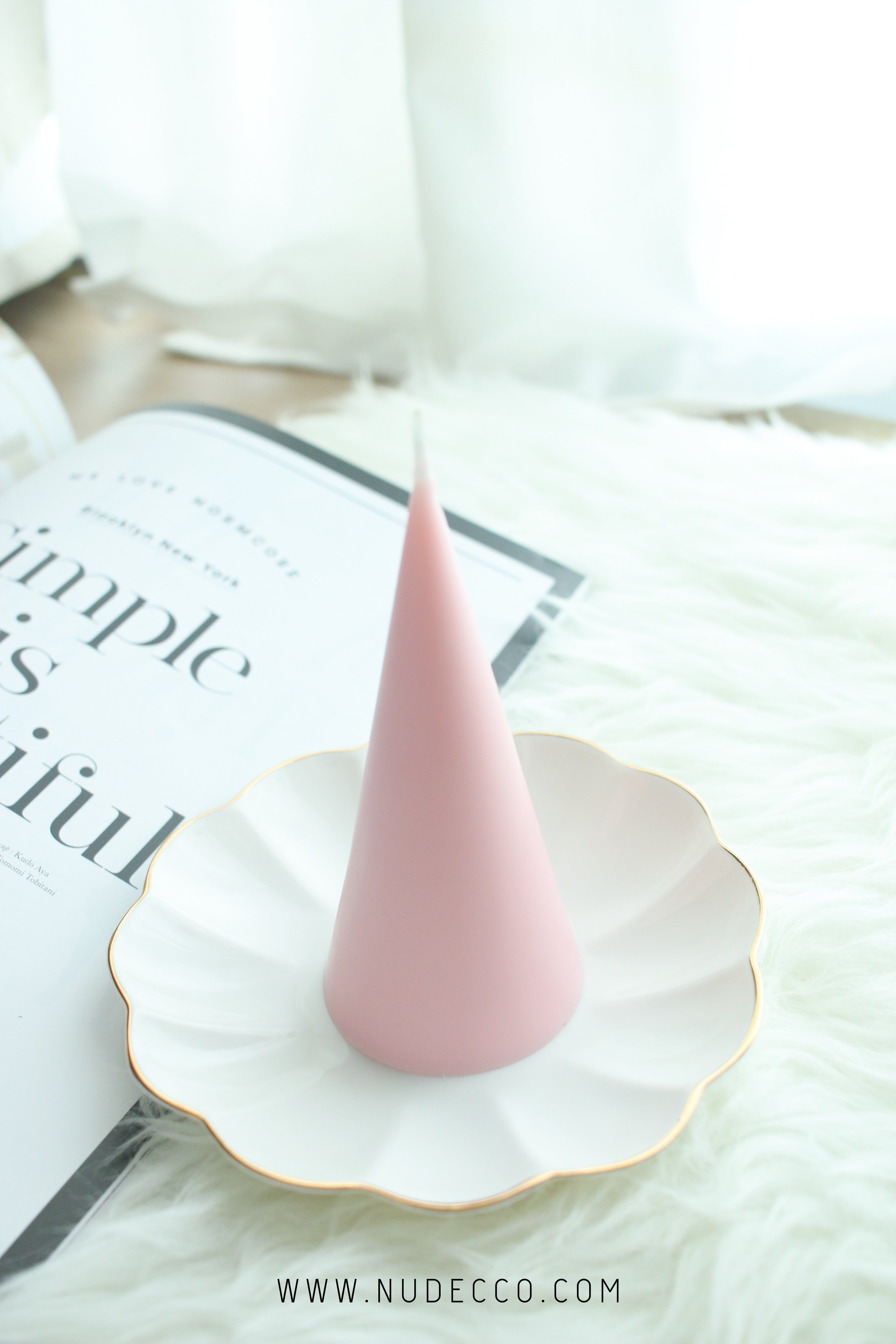 CONE BABY PINK