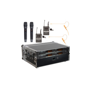2 to 6 Channel Turnkey Solutions