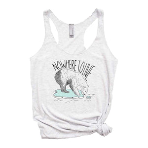 Nowhere To Live Tank Top