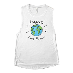 Respect Our Home Muscle Tank