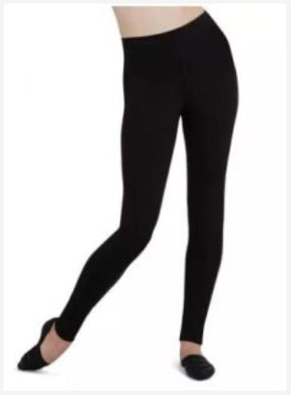 Capezio Black Leggings TB204W