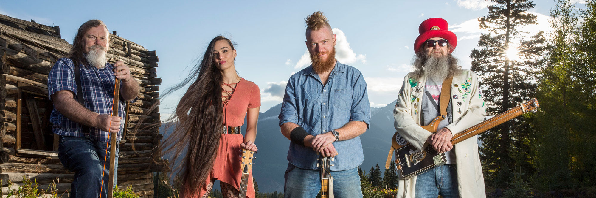 Ben Miller Band New West Records
