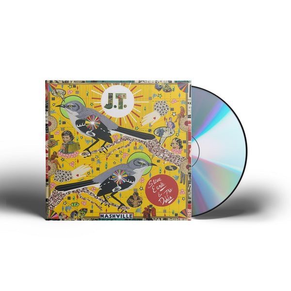 Steve Earle & The Dukes - J.T. [CD]