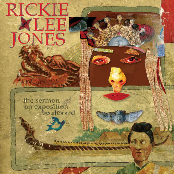 Rickie Lee Jones - The Sermon on Exposition Boulevard [CD/DVD]