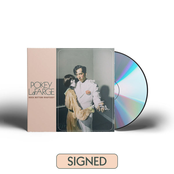 Pokey LaFarge - Rock Bottom Rhapsody [SIGNED CD]