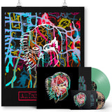 All Them Witches - Nothing as the Ideal [New West Exclusive Colored Vinyl + CD + Blacklight Poster Bundle]