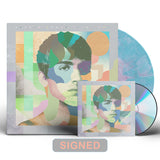 Andrew Combs - Ideal Man [SIGNED New West Exclusive Colored Vinyl + SIGNED CD Bundle]