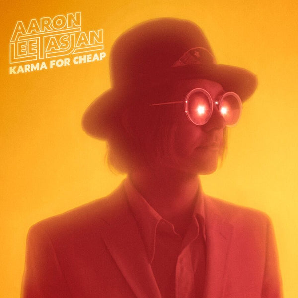 Aaron Lee Tasjan - Karma For Cheap [SIGNED CD + T-Shirt Bundle]
