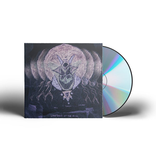 All Them Witches - Lightning At The Door [CD]
