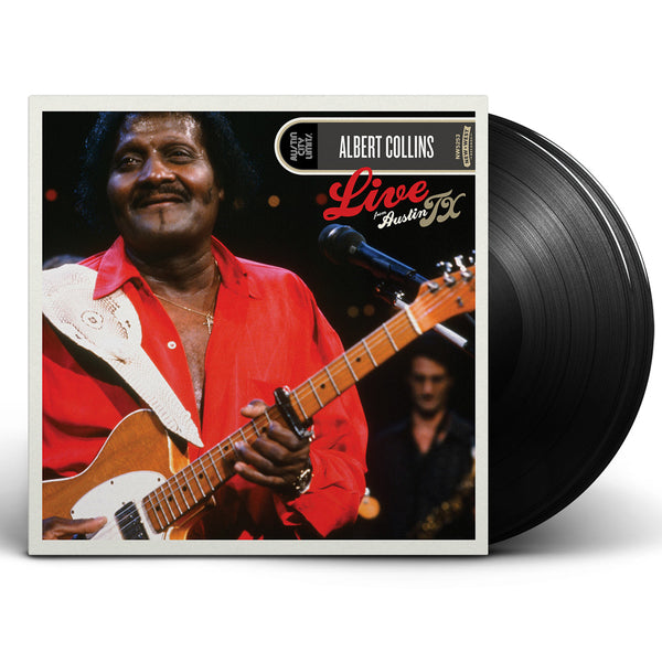 Albert Collins - Live From Austin, TX [Vinyl]