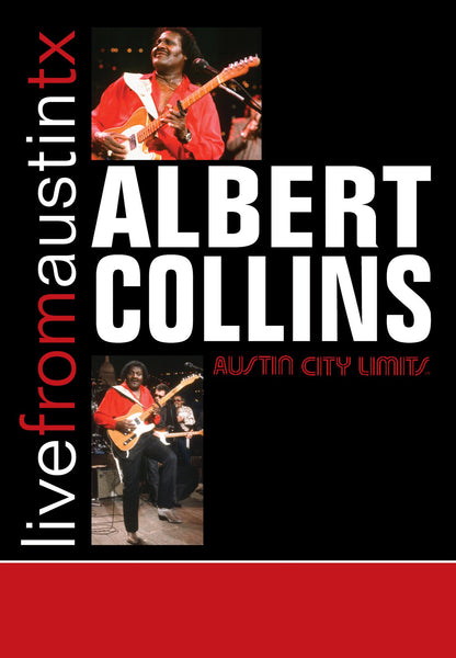 Albert Collins - Live From Austin, TX [DVD]
