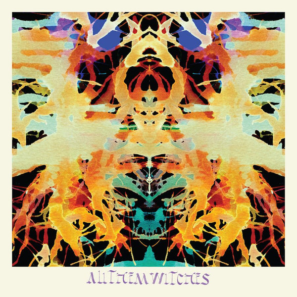 All Them Witches - Sleeping Through The War [SIGNED Colored Vinyl]