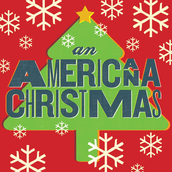 Various Artists - An Americana Christmas [Vinyl]