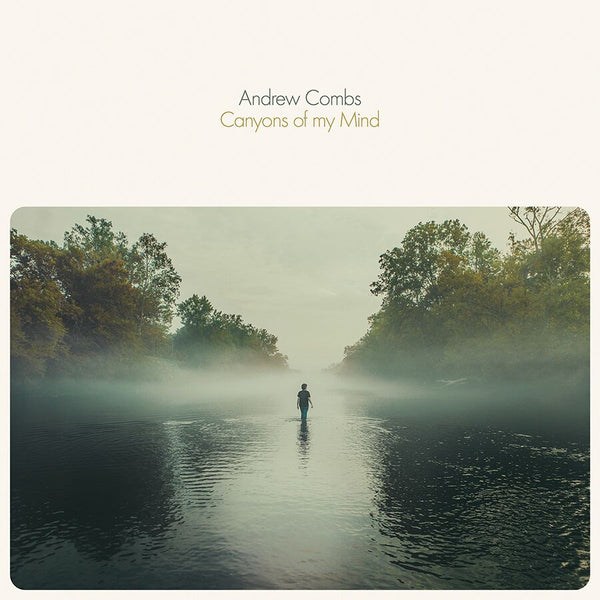 Andrew Combs - Canyons Of My Mind [CD]