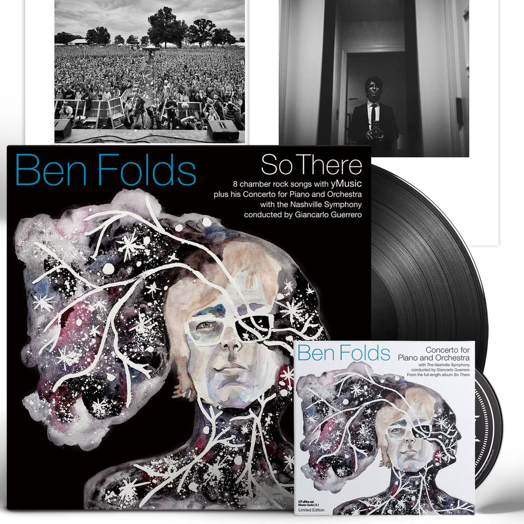 Ben Folds So There Deluxe Vinyl New West Records