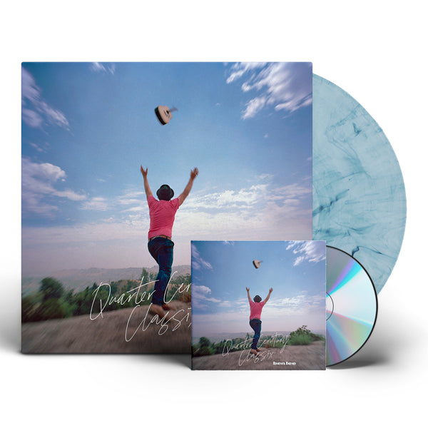 Ben Lee - Quarter Century Classix [New West Exclusive Colored Vinyl + CD Bundle]
