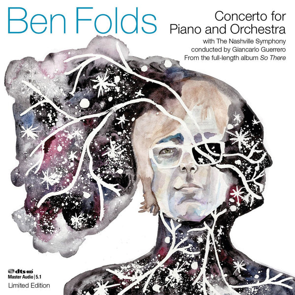 Ben Folds - Concerto For Piano [CD]
