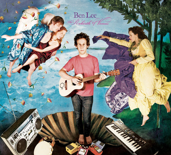 Ben Lee - The Rebirth Of Venus [CD]