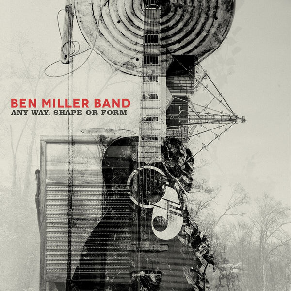 Ben Miller Band - Any Way, Shape Or Form [CD]