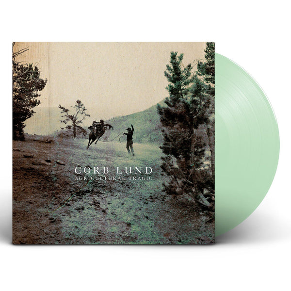 Corb Lund - Agricultural Tragic [Colored Vinyl + CD Bundle]