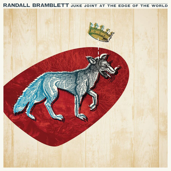 Randall Bramblett - Juke Joint At The Edge Of The World [Test Pressing]