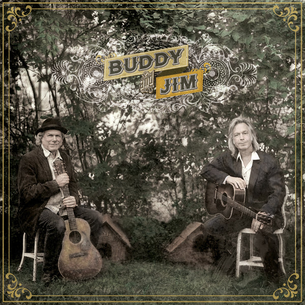 Buddy Miller and Jim Lauderdale - Buddy And Jim [Test Pressing]