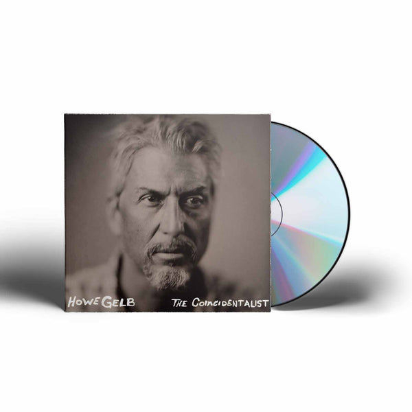 Howe Gelb - The Coincidentalist [CD]