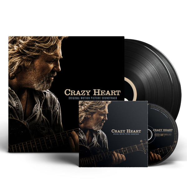 Various Artists - Crazy Heart: Original Motion Picture Soundtrack [Vinyl + Deluxe CD Bundle]