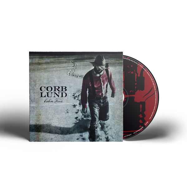Corb Lund - Cabin Fever [CD]