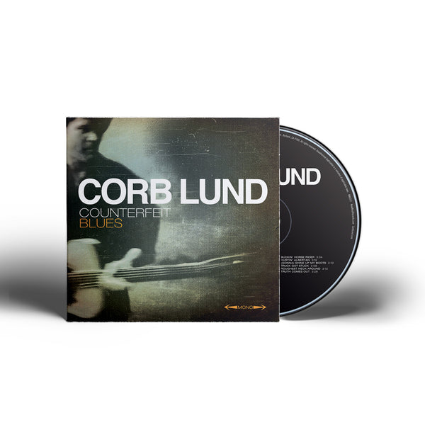 Corb Lund - Counterfeit Blues [CD]