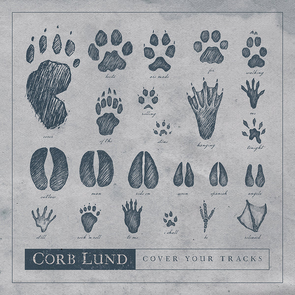 Corb Lund - Cover Your Tracks [CD]