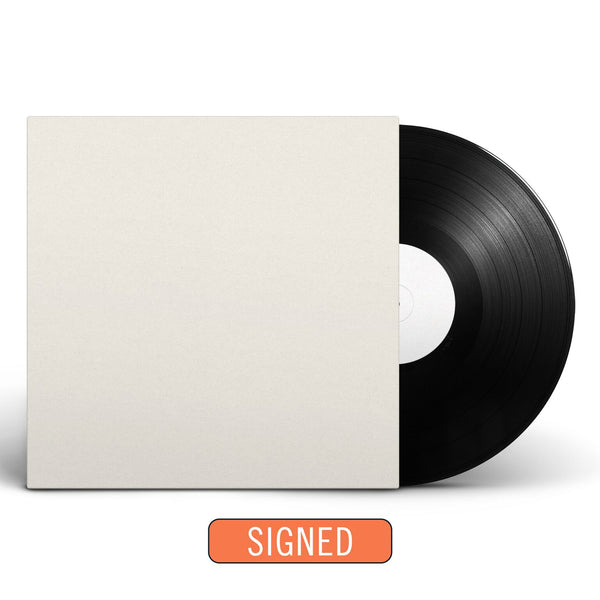 Cicada Rhythm - Everywhere I Go [SIGNED Test Pressing]