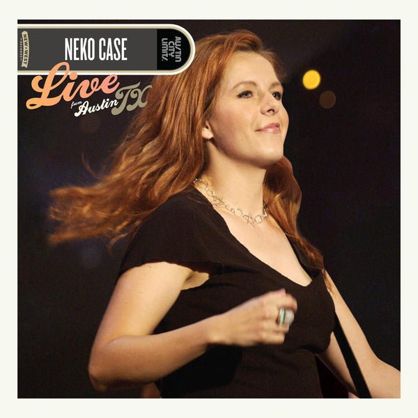 Neko Case - Live From Austin, TX [CD/DVD]