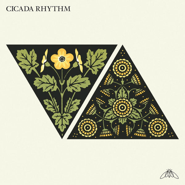 "Cicada Rhythm - Two Wings - Live From Mt Zion [7""]"