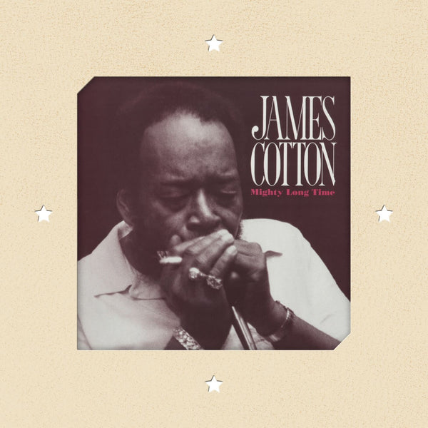 James Cotton - Mighty Long Time [CD]