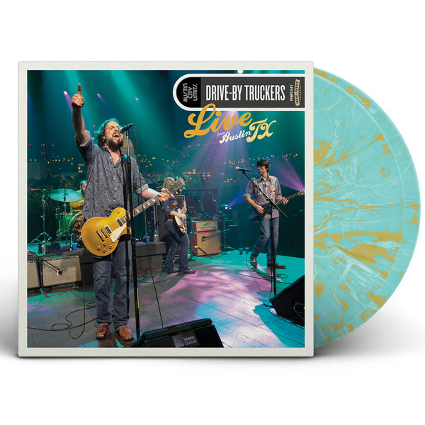 Drive-By Truckers - Live From Austin, TX [Black Friday Exclusive Colored Vinyl]