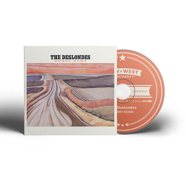 The Deslondes - Hurry Home [CD]