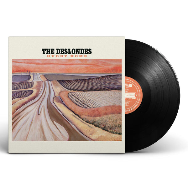 The Deslondes - Hurry Home [Vinyl]
