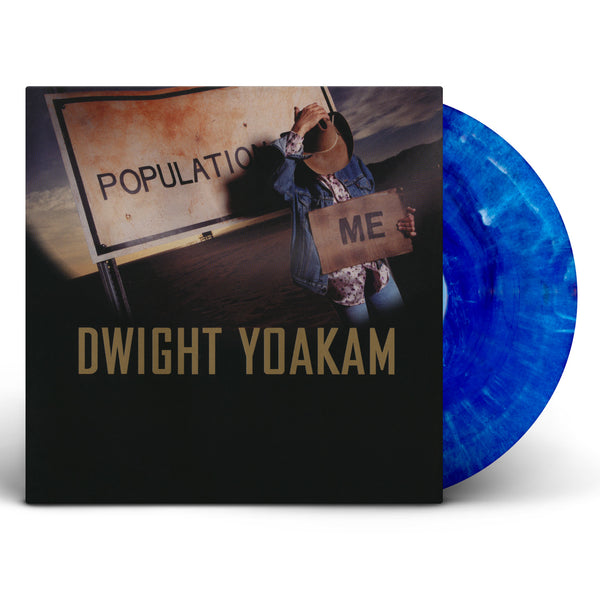 Dwight Yoakam - Population: Me [Limited Edition Colored Vinyl]