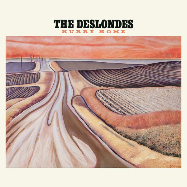 The Deslondes - Hurry Home [SIGNED CD]