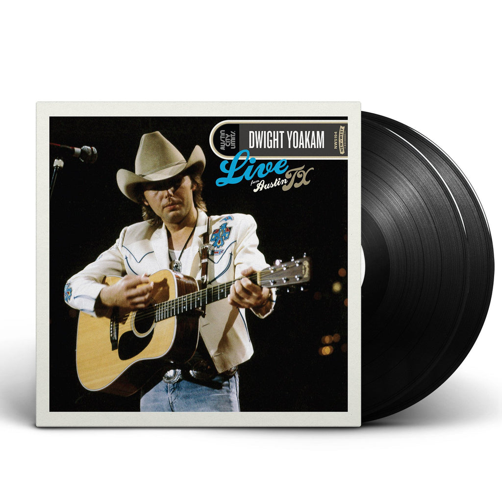 Dwight Yoakam Live From Austin Tx Vinyl New West