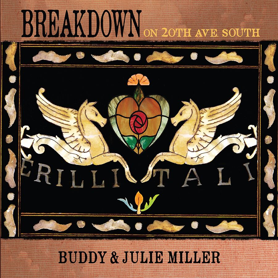 Buddy & Julie Miller - Breakdown On 20th Ave  South [Vinyl]
