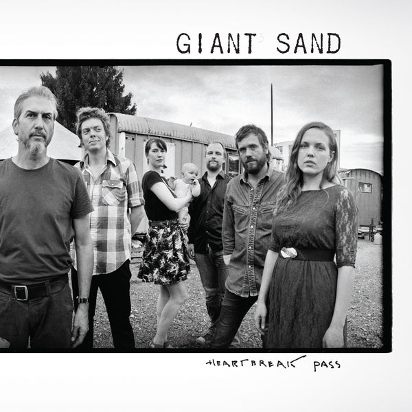 Giant Sand - Heartbreak Pass [Vinyl]