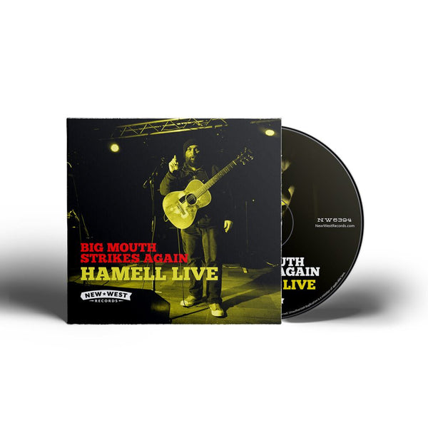 Hamell On Trial - Big Mouth Strikes Again [CD]