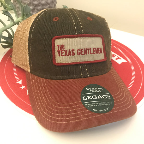 The Texas Gentlemen Trucker Hat