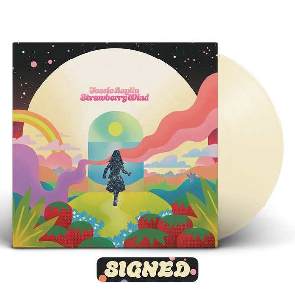 Jessie Baylin - Strawberry Wind [SIGNED Vinyl]